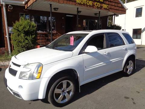 2008 Chevrolet Equinox For Sale In New Jersey