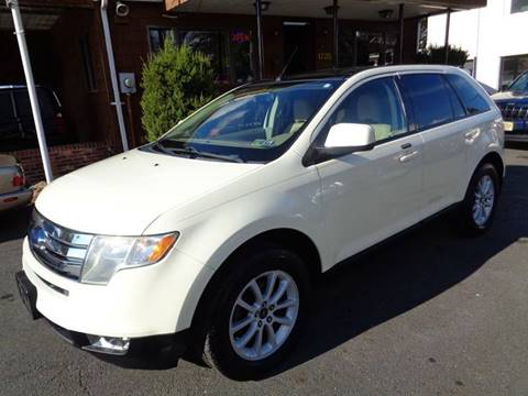 2007 Ford Edge For Sale In New Jersey