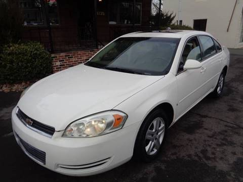 2006 Chevrolet Impala For Sale In New Jersey