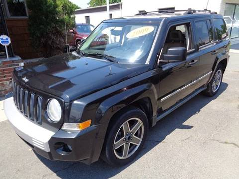 2009 Jeep Patriot For Sale In New Jersey