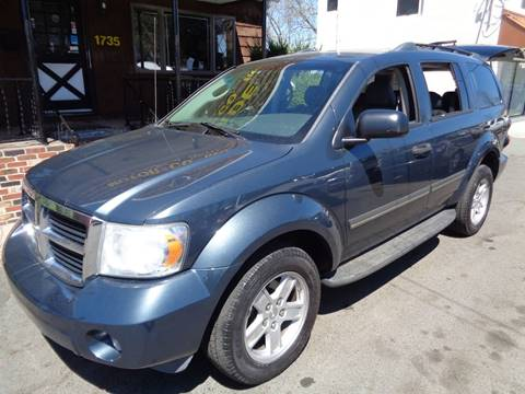 2007 Dodge Durango For Sale In New Jersey