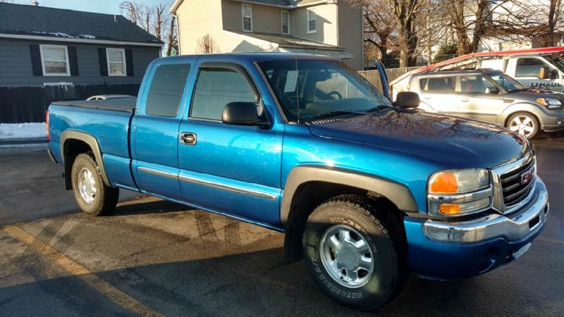 2003 GMC Sierra 1500 for sale at Graft Sales and Service Inc in Scottdale PA