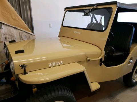 1948 Willys Jeep  OVERLAND for sale in Scottdale, PA