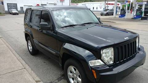 2011 Jeep Liberty for sale in Scottdale, PA