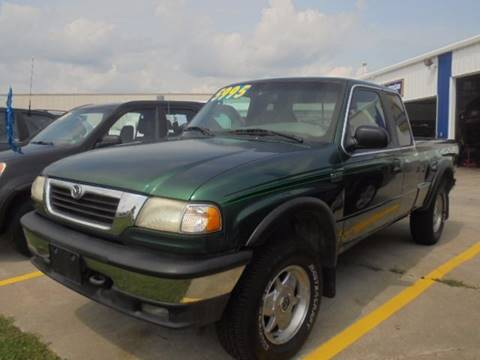 1999 Mazda B-Series Pickup for sale in Raytown, MO