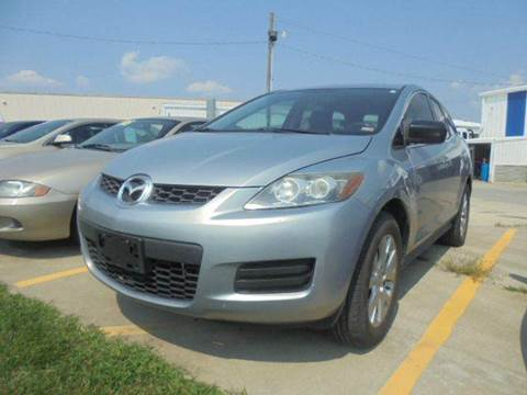 2007 Mazda CX-7 for sale at Rick's Auto Clinic Inc. in Raytown MO