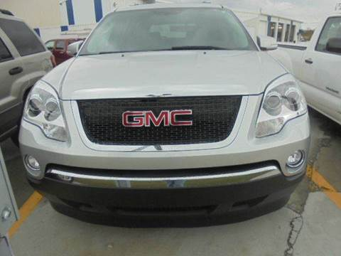 2009 GMC Acadia for sale at Rick's Auto Clinic Inc. in Raytown MO