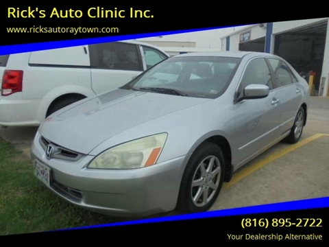 2004 Honda Accord for sale in Raytown, MO