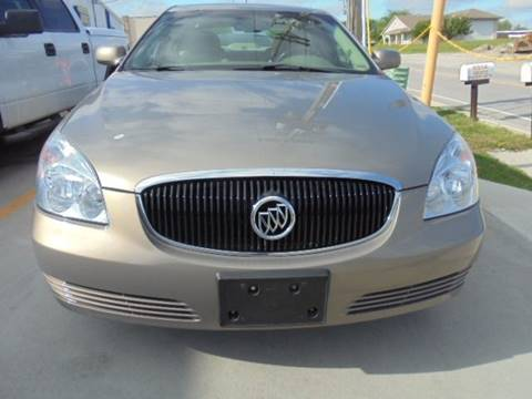 2006 Buick Lucerne for sale at Rick's Auto Clinic Inc. in Raytown MO