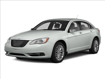 2014 Chrysler 200 for sale in Fort Worth, TX