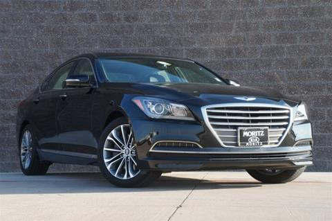 2016 Hyundai Genesis for sale in Fort Worth, TX
