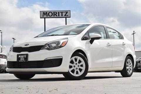 2016 Kia Rio for sale in Fort Worth TX