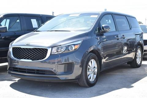 2017 Kia Sedona for sale in Fort Worth TX