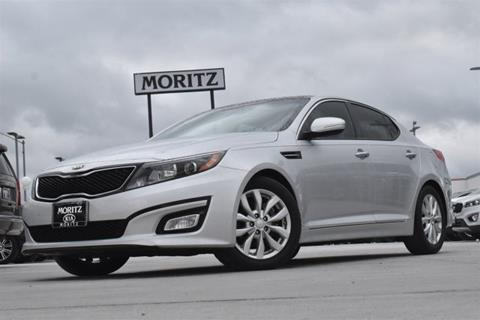 2014 Kia Optima for sale in Fort Worth TX