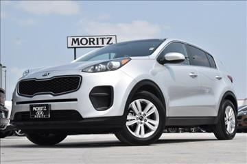 2017 Kia Sportage for sale in Fort Worth, TX