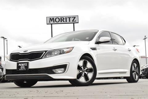 2013 Kia Optima Hybrid for sale in Fort Worth, TX