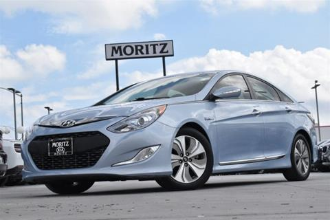 2013 Hyundai Sonata Hybrid for sale in Fort Worth TX