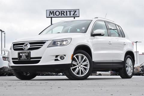 2009 Volkswagen Tiguan for sale in Fort Worth TX
