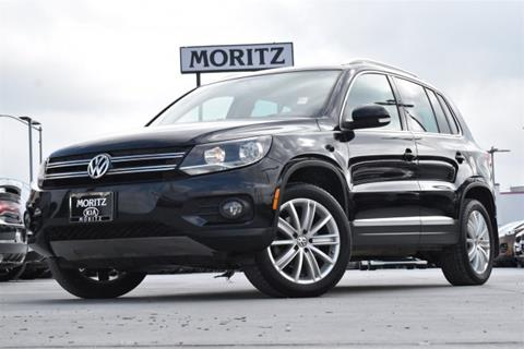 2013 Volkswagen Tiguan for sale in Fort Worth TX