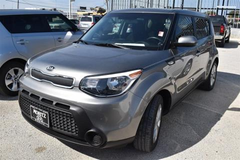 2014 Kia Soul for sale in Fort Worth TX