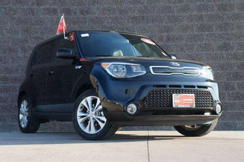 2016 Kia Soul for sale in Fort Worth TX