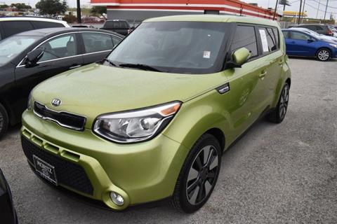 2014 Kia Soul for sale in Fort Worth, TX