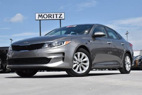 2017 Kia Optima for sale in Fort Worth, TX