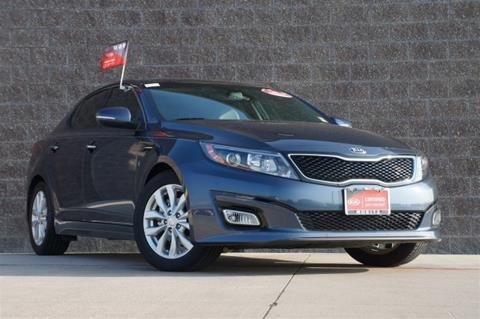 2015 Kia Optima for sale in Fort Worth TX