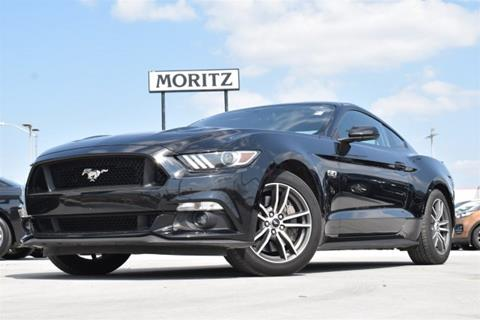2017 Ford Mustang for sale in Fort Worth, TX