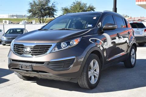 2013 Kia Sportage for sale in Fort Worth TX