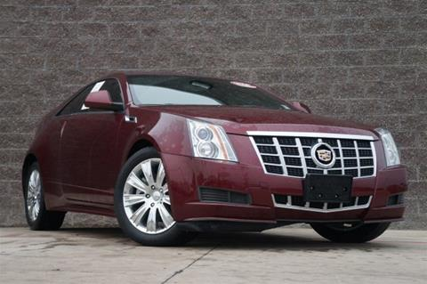 2014 Cadillac CTS for sale in Fort Worth, TX