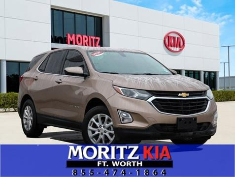 2018 Chevrolet Equinox For Sale In Fort Worth Tx