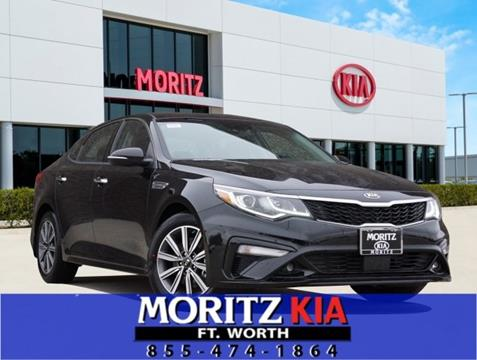 2019 Kia Optima for sale in Fort Worth, TX