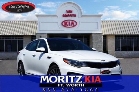 2019 Kia Optima for sale in Fort Worth, TX