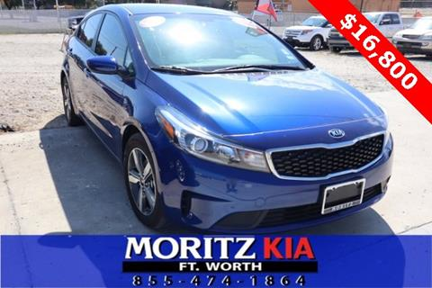 2018 Kia Forte for sale in Fort Worth, TX