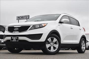 2012 Kia Sportage for sale in Fort Worth, TX