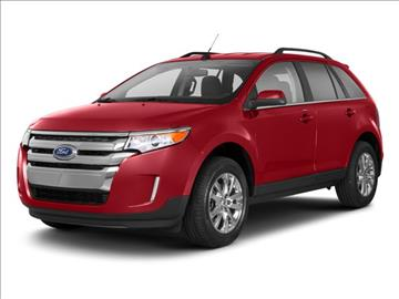 2013 Ford Edge for sale in Fort Worth, TX