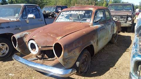 1951 Studebaker Commander for sale in Nacogdoches, TX