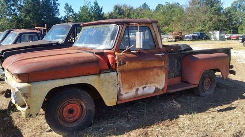 1965 Chevrolet C/K 10 Series for sale at COLLECTABLE-CARS LLC - Classics & Collectables in Nacogdoches TX