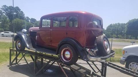 1934 Plymouth Business Coupe for sale in Nacogdoches, TX