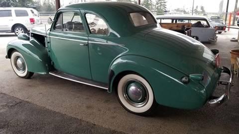 1939 Pontiac 1000