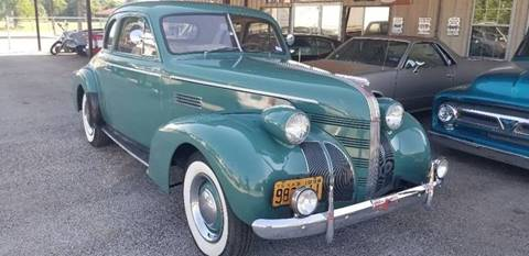 1939 Pontiac MINT CONDITION 1000 for sale at COLLECTABLE-CARS LLC - Classics & Collectables in Nacogdoches TX