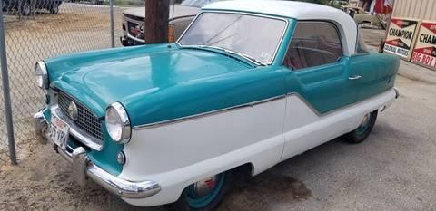1957 Nash Metropolitan for sale in Nacogdoches, TX