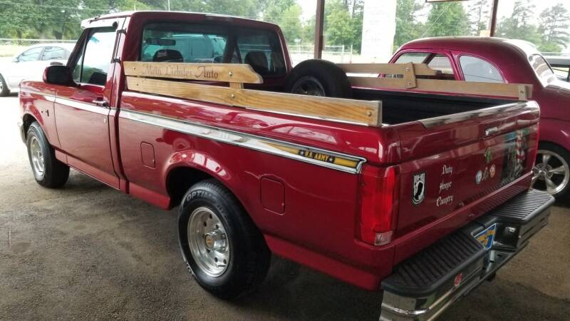 1996 Ford F-150 for sale at COLLECTABLE-CARS LLC - Classics & Collectables in Nacogdoches TX