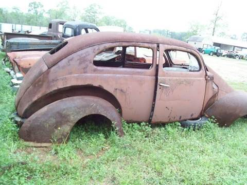 1940 Ford Deluxe for sale at COLLECTABLE-CARS LLC - Classics & Collectables in Nacogdoches TX