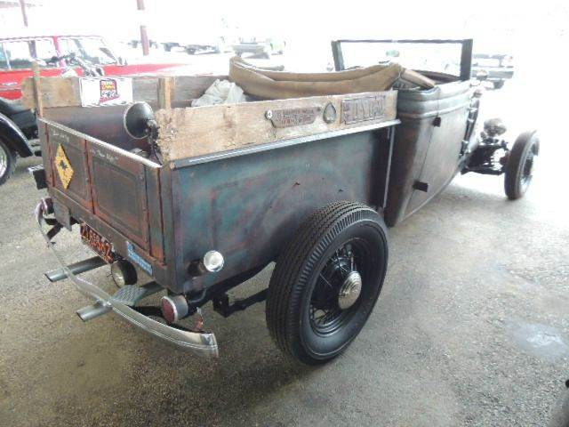 1934 Ford UTE ratrod  - Nacogdoches TX