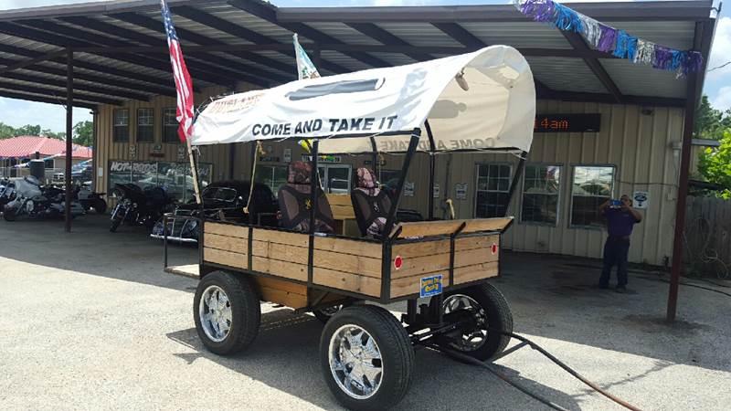 2011 Wells Cargo FastTrac Covered  Wagon Smoker - Nacogdoches TX