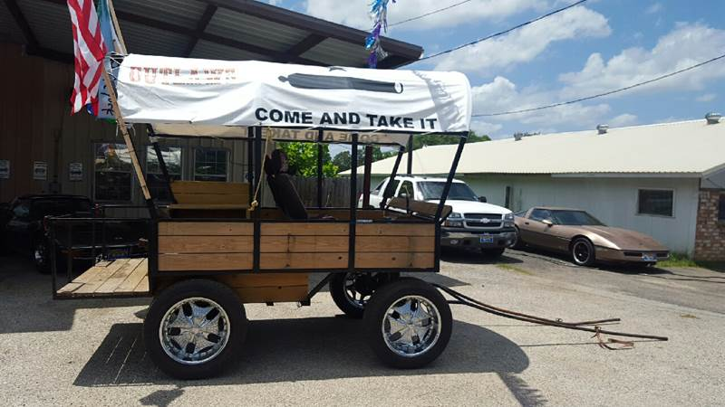 2011 Wells Cargo FastTrac Covered  Wagon Smoker - Nacogdoches TX