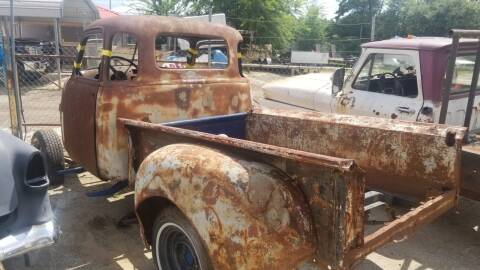 1950 Chevrolet C/K 10 Series for sale at COLLECTABLE-CARS LLC in Nacogdoches TX