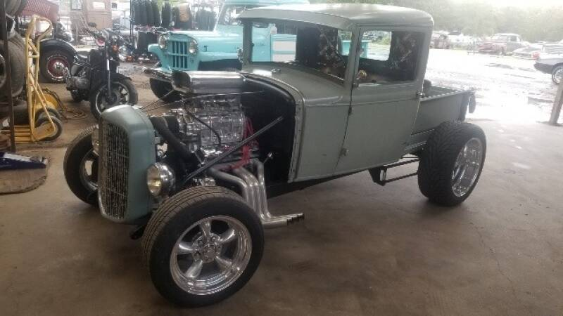 1931 Ford Deluxe for sale at COLLECTABLE-CARS LLC in Nacogdoches TX